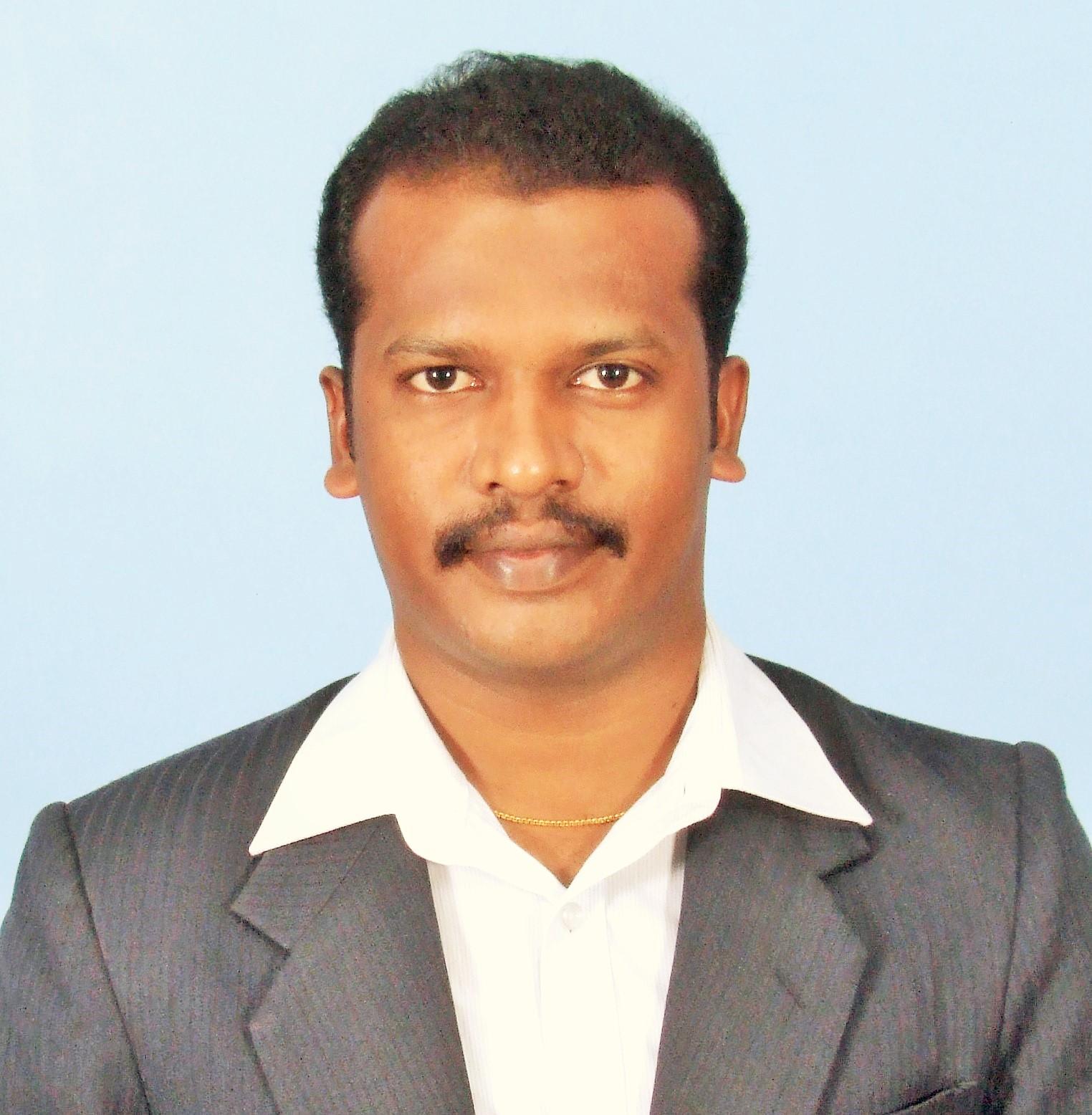 Krishna Kumar Dhakchinamoorthi